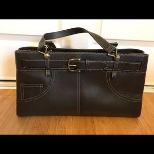 Christian Dior Brown Handbag